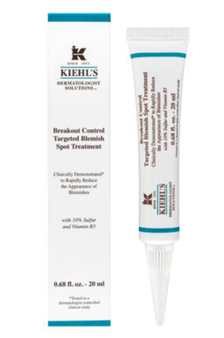 kiehls targeted blemish spot treatment