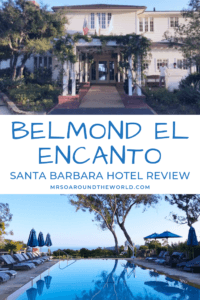 Belmond El Encanto Review Santa Barbara California Luxury Hotel
