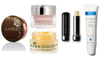 top lipbalms for winter chapped lips la mer by terry marc jacobs nuxe ren skincare cover