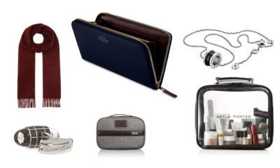 10 Christmas stocking fillers for luxury lovers