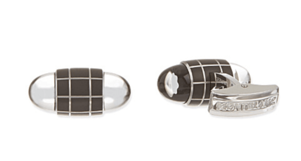 montblanc urban walker cufflinks