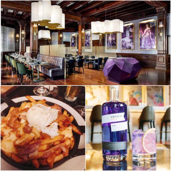 victoria british columbia canada fairmont empress q luxury hotel bar restaurant