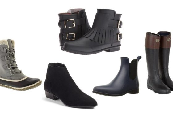 5 of the best rain boots for winter cover