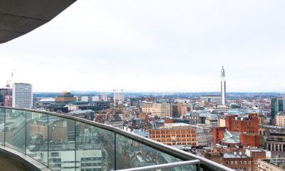 birmingham uk england stopover bullring rotunda city centre staying cool serviced luxury apartments overnight stay penthouse suite cover