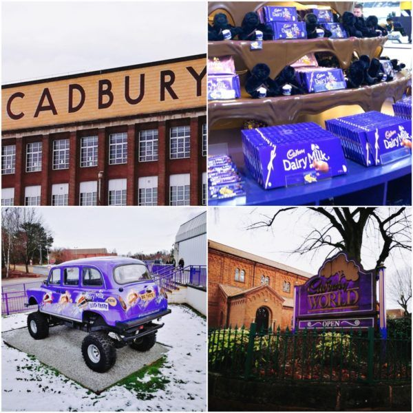 birmingham uk england stopover cadbury world