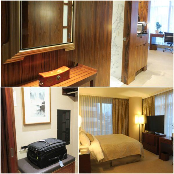 what to see in vancouver canada stopover shangri la luxury hotel downtown king room details
