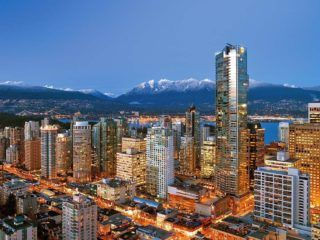 what to see in vancouver canada stopover shangrila luxury hotel cover