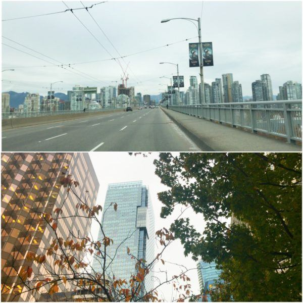 what to see in vancouver canada stopover skyline view shangri la luxury hotel