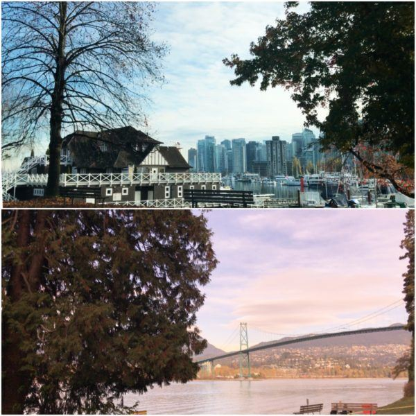 what to see in vancouver canada stopover stanley park bridge 2
