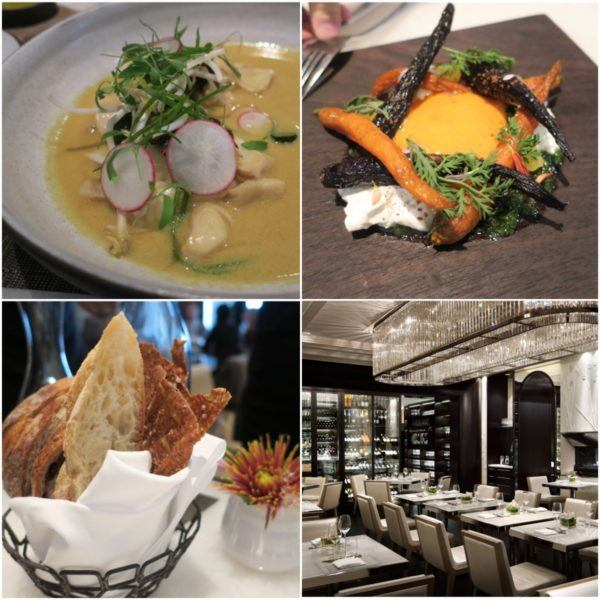 where to eat in vancouver canada stopover shangri la luxury hotel hawksworth restaurant lunch rosewood hotel