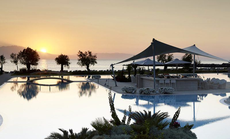sani dunes beach resort halkidiki greece