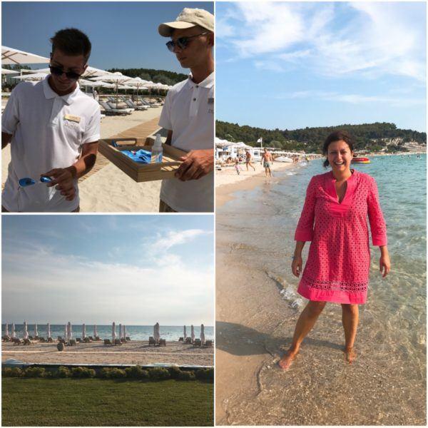 sani dunes luxury beach hotel resort halkidiki greece sovereign luxury travel beach service 2