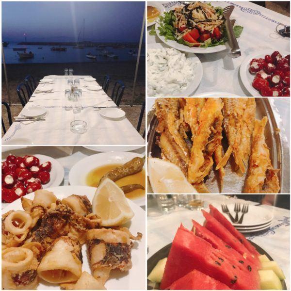 sani dunes luxury beach hotel resort halkidiki greece sovereign luxury travel dinner with captain in village outside