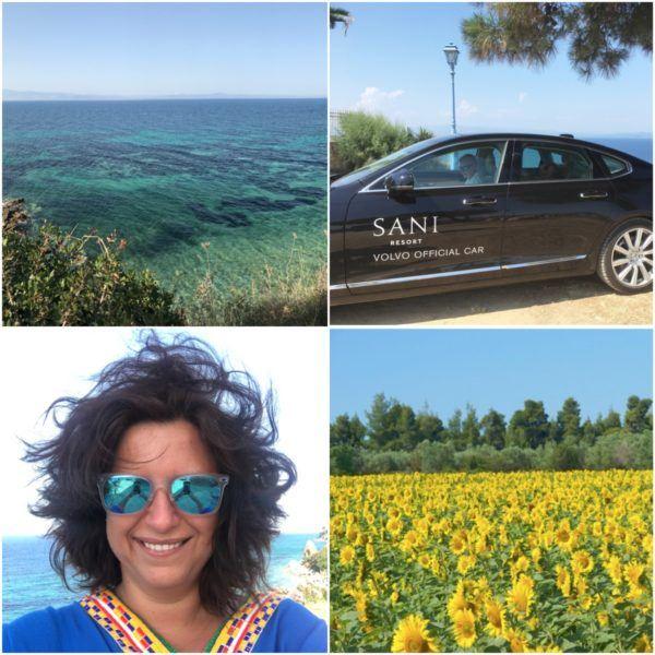 sani dunes luxury beach hotel resort halkidiki greece sovereign luxury travel volvo s90 official car sani dunes tour