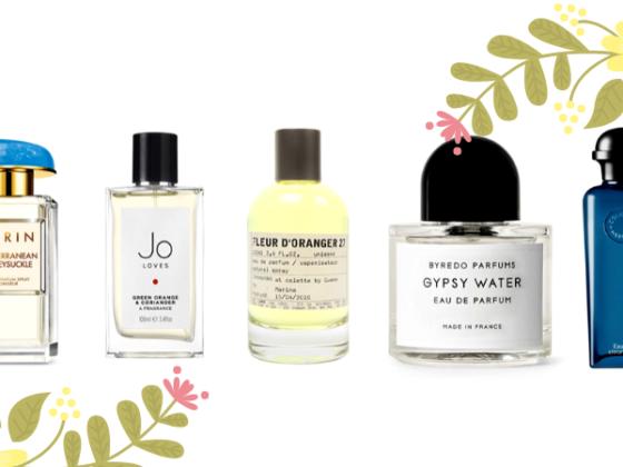 spring summer perfumes
