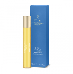 how to get better sleep aromatherapy associates deep relax roller ball