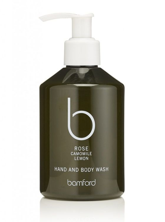 top 5 beauty essentials spring bamford Rose-hand-body-wash