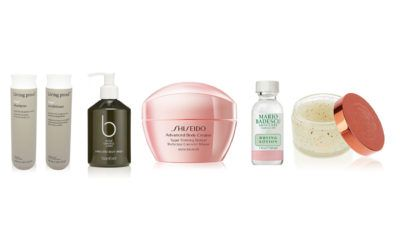 top-5-beauty-essentials-spring-living-proof-shiseido-marks-and-spencer-mario-badesco-bamford