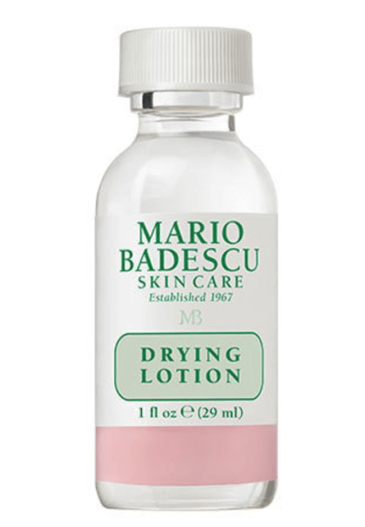 top 5 beauty essentials spring mario badescu drying lotion for spots