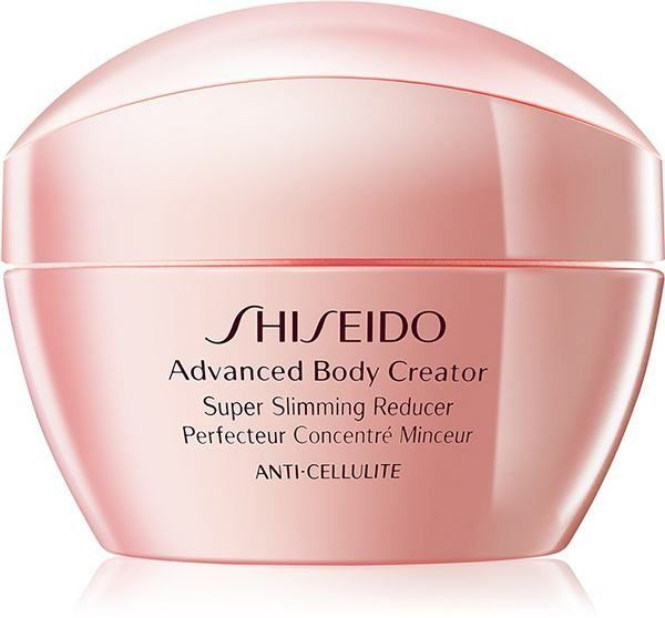top 5 beauty essentials spring shiseido-body-advanced-body-creator-best celullite cream