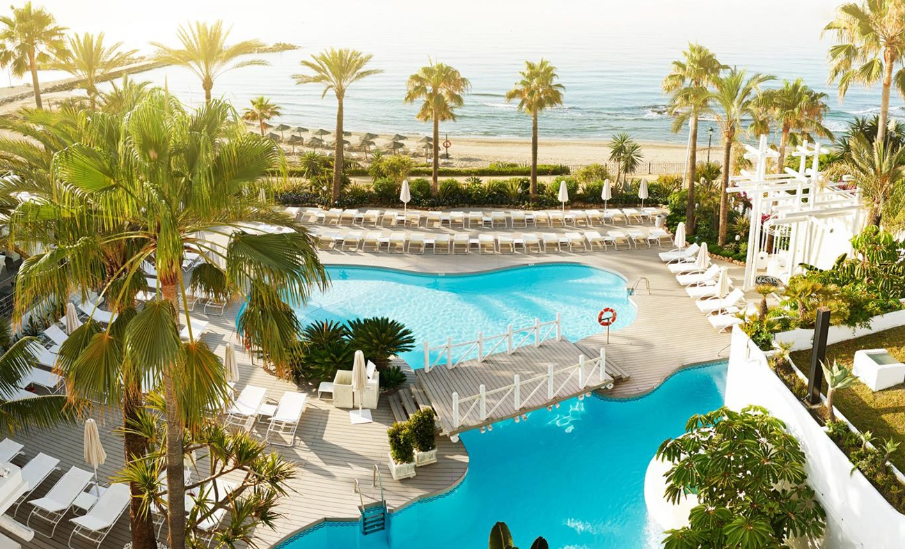 A hotel to remember: a review of Puente Romano, Marbella