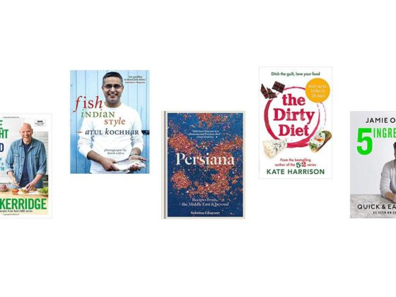 5-easy-and-healthy-cook-books-tom-kerridge-jamie-oliver-atul-kochnar-kate-harrison-sabrina-gayour-diet-books