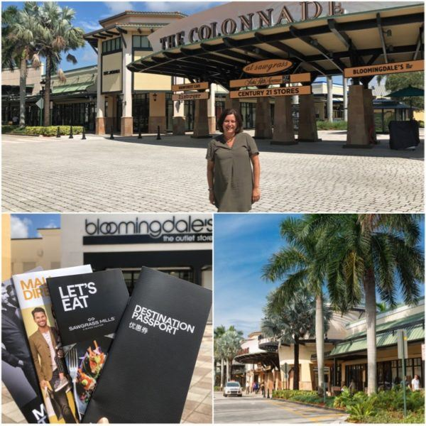 colonnade outlets at sawgrass mills florida luxury outlet shopping