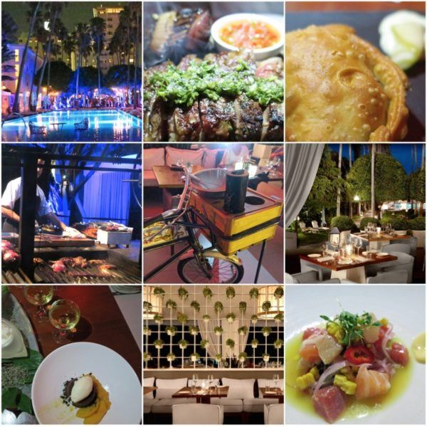 luxury travel miami florida weekend leynia argentinian restaurant delano hotel miami sbe group