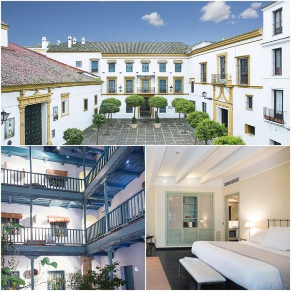 luxury weekend in seville with days out to jerez and jabugo andalucia spain hotel hospes luxury hotel