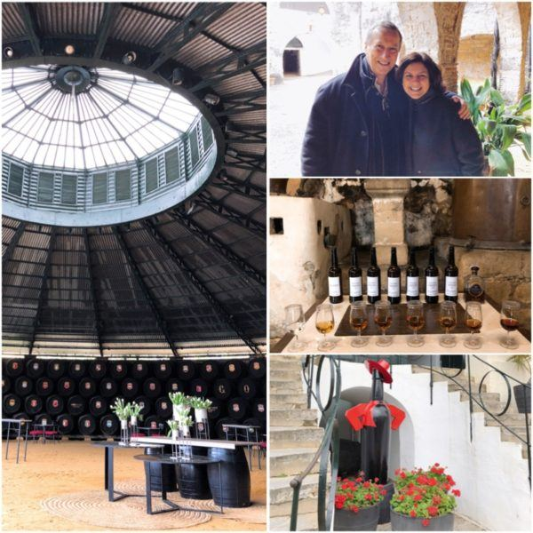 luxury weekend in seville with days out to jerez and jabugo andalucia spain jerez de la frontera private sherry tour gonzalez byass