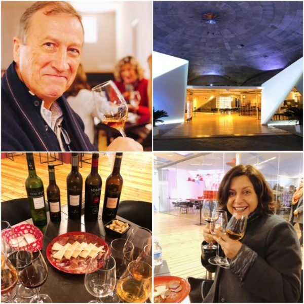 luxury weekend in seville with days out to jerez and jabugo andalucia spain jerez de la frontera private sherry tour gonzalez byass solera palo cortado premium sherry