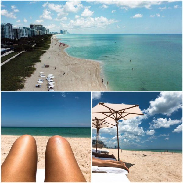 miami florida luxury hotel review four seasons hotel at the surf club surfside beach