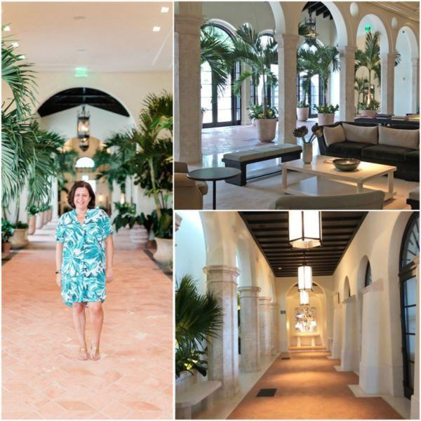 miami florida luxury hotel review four seasons hotel at the surf club surfside decor 2