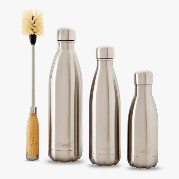 swell reusable water bottle