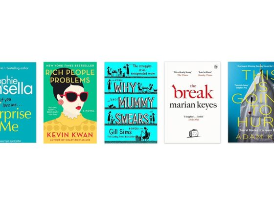 5 books to read on your next holiday marian keyes sophie kinsella kvin kwan