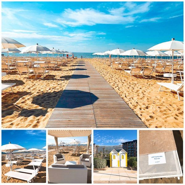 almar jesolo luxury hotel lido jesolo venice italy wellness beach sea