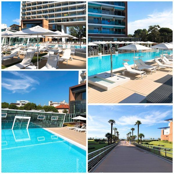 almar jesolo luxury hotel lido jesolo venice italy wellness swimming pool