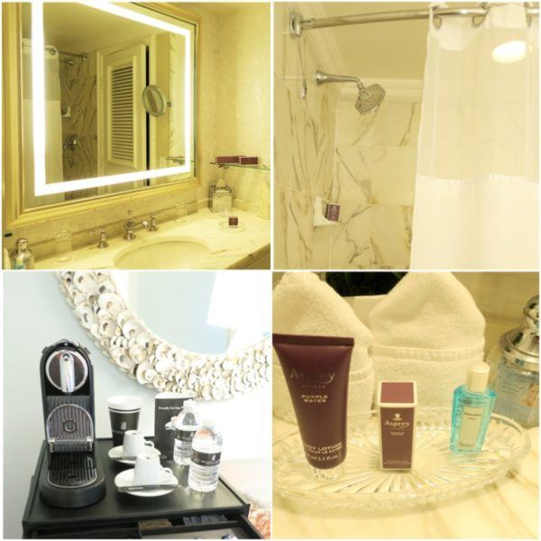 luxury weekend in naples florida ritz carlton beach hotel bathroom