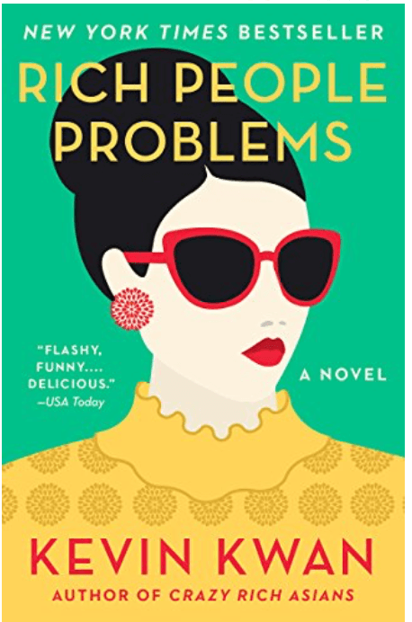 rich people problems kevin kwan cray rich asians book beach reads