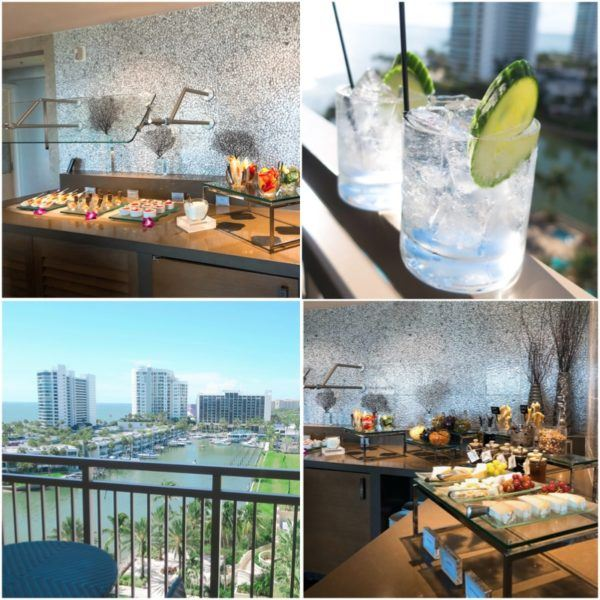 a luxury weekend in sarasota florida lido key st armands circle longboat key usa ritz carlton best hotel in sarasota club lounge food drink