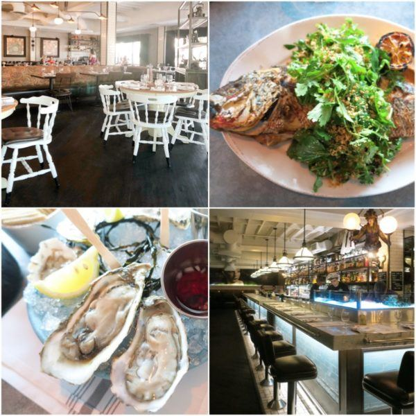 a luxury weekend in sarasota florida veronica fish seafood restaurant