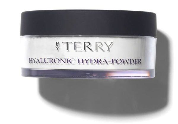 hyaluronic powder BYTERRY top beauty essentials