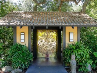 Wellness Review: The Golden Door Spa, California