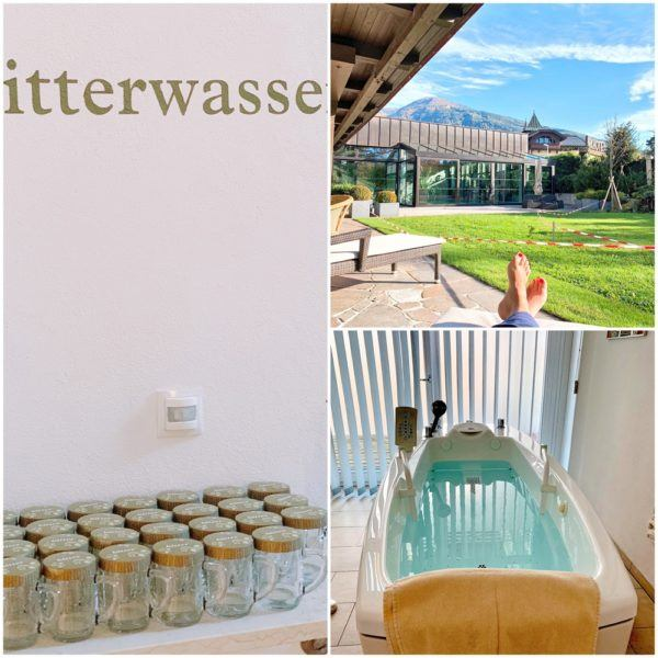 Park Igls detox medical spa austria innsbruck mayr cure diet setting bitter water
