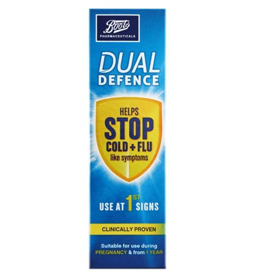boots cold and flu dual deffense spray winter beauty essentials