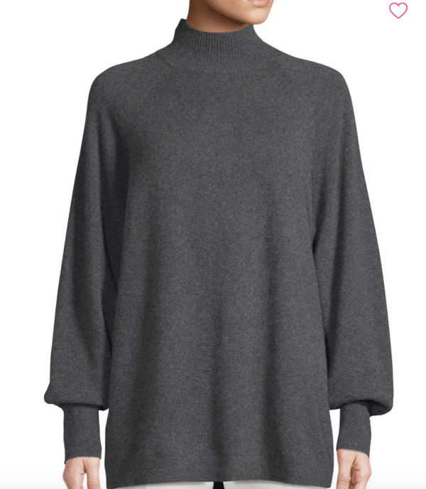 clothes to wear on a ski holiday saks cashmere jumper