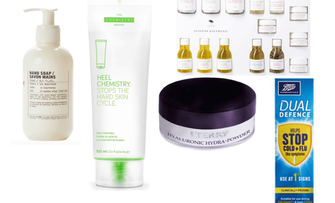 new top 5 beauty essentials for winter mrs o around the world by terry le labo susanne kauffmann boots the chemistry brand