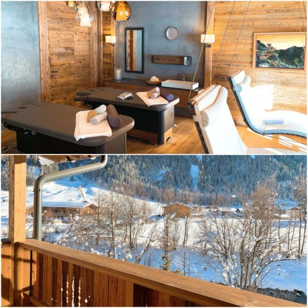 Jagdhof Luxury Ski Hotel Relais Chateau Neustift im Stubaital 30 minutes Stubaier Gletscher ski area innsbruck spa suite 2