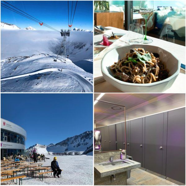 Jagdhof Luxury Ski Hotel Relais Chateau Neustift im Stubaital 30 minutes Stubaier Gletscher ski area mountain gourmet restaurant