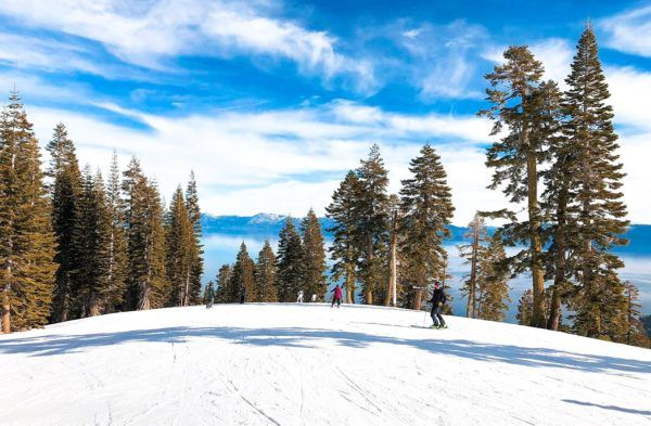 North Lake Tahoe Ski Trip Homewood Mountain northstar squaw valley California luxury road trip cover